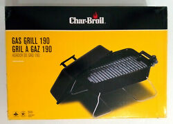 Char-broil 190 Deluxe Portable Liquid Propane, Bbq Gas Grill Camping Tailgating