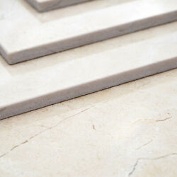 Crema Marfil Polished Cream Marble Wall And Floor Tiles 305x305x10 Mm