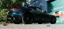 Jaguar F Type V8 Coupe And Convertible - Sport Exhaust System 2014 On