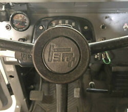 Early Land Cruiser Steering Horn Button Replacement With Teq Logo,fj40, Fj55.