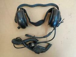 Otto Communications Bc103998 Behind-the-head Aviation Headset With Ptt Needs