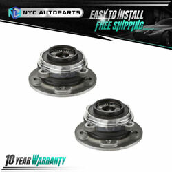 Pair Front Wheel Hub And Bearing For Bmw I8 X1 X2 Mini Cooper Clubman Countryman