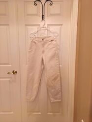 Vintage Guess By George Marciano High Waist Jeans White Size 32