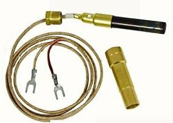 Thermopile 36 Two Leads With Pg9 Adapt For Majestic Gas Fireplace 750mv 1...