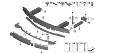 Rolls Royce Ghost And Wraith Front Bumper Reinforcement