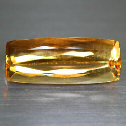 7.84 Cts_antique Rare Collection_100 Natural Unheated Royal Imperial Topaz