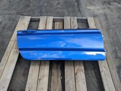 2015-2020 Ford Mustang Gt Ecoboost Passenger Rh Coupe Door Assembly Oem