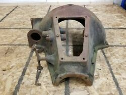 1916-27 Ford Model T Hog Head Transmission Cover With Starter Hole