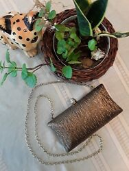 Fashionable Evening Clutch Bags Hard Frame Cross Body Bag Wedding Prom Party $6.50