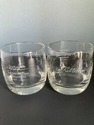 Jack Daniels Whiskey Lowball Bar Rocks Glass Jess B. Motlow Master Distiller