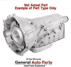 13 Audi A8 Automatic Transmission At 4.0l Id Mee W/o Torque Vectoring -98k-