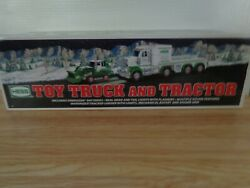 Hess 2013 Toy Truck And Tractor Collectible Mint In Box