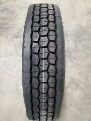 8 New Tires 11 R 24.5 Power King Navitrac Csd N555 16 Ply Traction 11r24.5 Fs