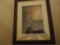 The Cottage Girl Reproduction Thomas Gainsborough Printed In Ireland Framed Mat
