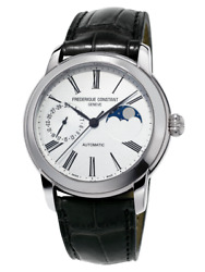 Frederique Constant Fc-712ms4h6 Classic Moonphase Manufacture Automatic Watch