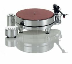 Acoustic Solid Turntable Machine Small Wtb 250. Made In Germany Rare.