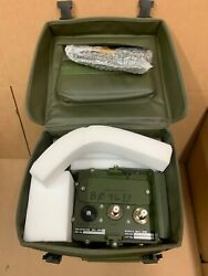 Smiths Detection Gid-3 Military Grade Chemical Agent Detector And Accessories