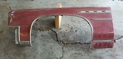 1975 Buick Electra 225 Drivers Fender