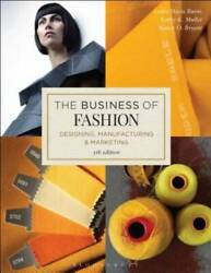 The Business Of Fashion Designing Manufacturing And Marketing - Good