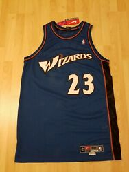 Authentic Michael Jordan Nike Wizards Game Issued Jersey Size 50+4 Procut New