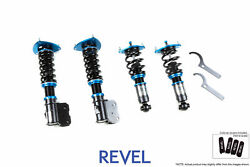 Revel By Tanabe Touring Sport Coilovers For 15-20 Subaru Wrx And Sti
