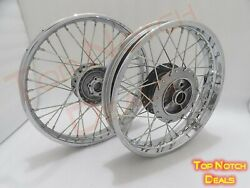 Royal Enfield Classic C5 Uce 19 Front And 18 Rear Wheel Rimhub - Lowest Price
