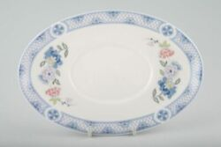 Royal Doulton - Coniston - H5030 - Sauce Boat Stand - 100730y