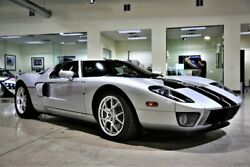 2005 Ford Ford GT 2dr Cpe 2005 Ford GT 2dr Cpe 4300 Miles Silver Coupe 8 Cylinder Engine 6 Speed Manual