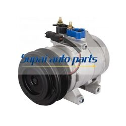 A/c Ac Compressor For Ford Expedition F-150 F-250 F-350 F-550 Super Duty Lincoln