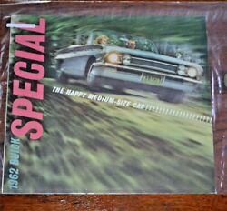1962 Buick Special Promotional Sales Brochure
