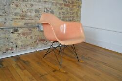 Rare Charles And Ray Eames For Herman Miller Rar Zenith Rope Edge Rocking Chair