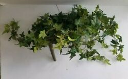 Artificial Ivy Bouquet Bride Greenery Bushes Small Leave Size