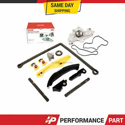 Timing Chain Kit Ford Edge Water Pump Fit 2011 3.7l Dohc 24v