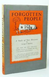 1967 Signed By Publisher New Mexico New Mexicans Albuquerque Taos Social Issues