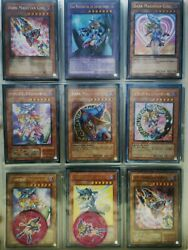 Yu-Gi-Oh! My Dark Magician Girl Collection + Heroclix + Dice Masters