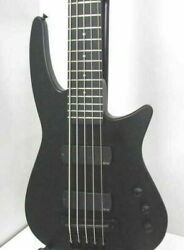 NS DESIGN NXT5A Used Black Ebony Fretboard WGig Bag $1,996.99