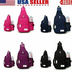 Mini Nylon Backpack Purse School Travel Backpack Single Shoulder Rucksack Bag $11.29