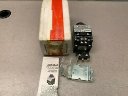 New Agastat 120vac. Timer 1.5-15 Sec. Timing Relay E7012acl004