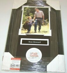 Ron Howard Autographed Framed Photo The Andy Griffith Show Collectible Psas Coa