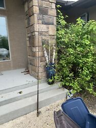 Vintage Fishing/fly Rod Wood 1800's Rare
