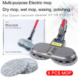 For Dyson V7 8 V10 V11 Vacuum Cleaner Electric Wet And Dry Mop Head Replacement