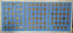67 Coin Set 1909-1940 Lincoln Wheat Penny Cent - Early Dates Collection  226