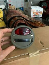 Nos Rear 6v Military Lamp Jeep Willys Mb Gpw Wc Harley Davidson Wla C84908c