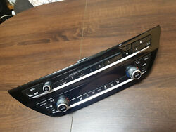 Verry Good Condition Bmw 5 Series G30 G31 Radio Cd Climate Control 6999400