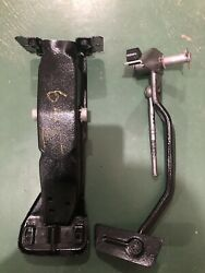 1964 1/2 Only Ford Mustang Pedal Support Assembly And Brake Pedal For Automatic