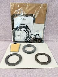 FORD quot;FMXquot; TRANSMISSION REBUILD KIT W FRICTIONS STEELS amp; FILTER 1968 1981 $104.50