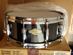 Pearl Masters MCX 14x5.5 Black Snare Drum