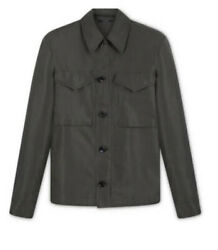 Tom Ford Outer Shirt Jacket -with Tags- Rrp3550 Aud