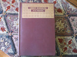 Green Mansions By W.h. Hudson Limited 1st Edition 1925, 1065/3000