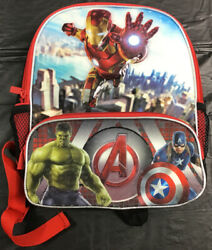 Marvel Avengers Small Backpack Preschool. Used Good Condition $9.99